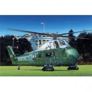 Trumpeter 1:48 02885 VH-34D 'Marine One' Aircraft Model Kit