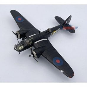 Corgi 1:72 Bristol Blenheim Mk.IVF GBPIV ' Spirit of Britain First ' Z5722 WMZ Duxford Airfield 28th May 1993