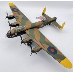 Corgi 1:72 Avro Lancaster B MKIII - LM739 HW-Z2 ' Grogs the Shot ' RAF 100 Sqn Elsham Wolds 25th April 1945