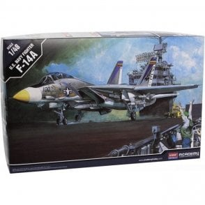 Academy 1:48 F-14A Tomcat Aircraft Model Kit
