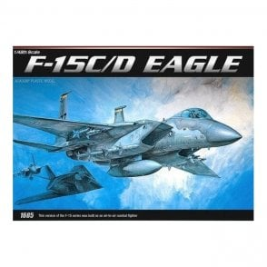 Academy 1:48 F-15C Eagle Aircraft Model Kit