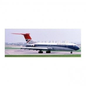 JC Wings 1:200 Vickers VC10 British Airways - Reg G-ARVM