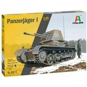 Italeri 1:35 Panzerjager I Military Model Kit