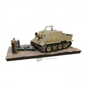 """Forces of Valor 1:32 German Sturmmorserwagen 606/4 Mit 38cm RW 61 L/3.5 """"Sturmtiger"""", Prototype presentation to Führer"""