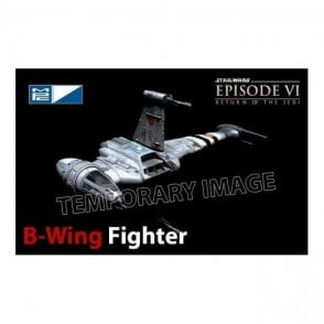 MPC 1:144 Star Wars: Return of the Jedi B-Wing Fighter (SNAP Kit) Model Kit