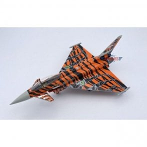 "Hobby Master 1:72 Eurofighter Typhoon ""Bronze Tiger"" 30+09, TktLwG 74, Neuburg AB ""Tiger Meet 2014"