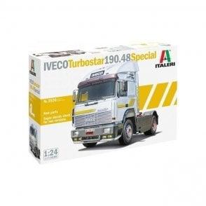 Italeri 1:24 IVECO Turbostar 190.48 Special Truck Model Kit