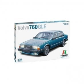 Italeri 1:24 Volvo 760 GLE Car Model Kit