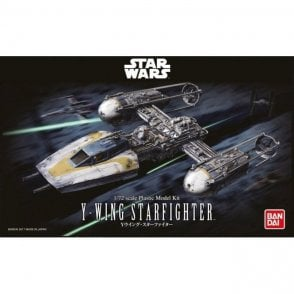 Revell Bandai 1:72 Y-Wing Starfighter Star Wars Kit
