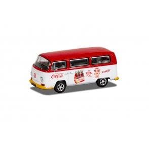 Corgi 1:43 Coca Cola VW Camper - Zing Model Car