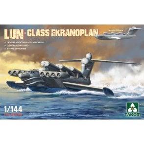 Takom 1:144 Lun Class Ekranoplan Soviet GEV Ship Model Kit