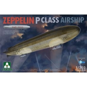 Takom 1:350 ZEPPELIN P Class Airship Aircraft Model Kit