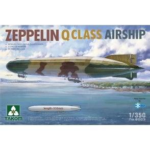 Takom 1:350 ZEPPELIN Q Class Airship Aircraft Model Kit
