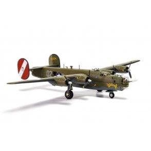 Corgi Damaged box - 1:72 B-24H Liberator 'Witchcraft' , 467th BG, USAAF Station 145 Rackheath, Norfolk - 130 missions