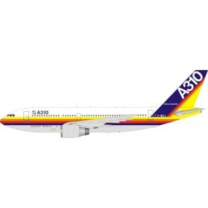 InFlight 200 Airbus A310-203 Airbus House Colours Reg - F-WZLI - 1:200 Scale