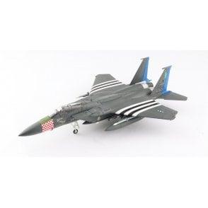 Hobby Master 1:72 F-15C Eagle 84-0010 USAF, 493rd FS RAF Lakenheath, 2019 D-Day 75th anniversary scheme