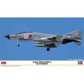 Hasegawa 1:72 F-4EJ Phantom II Old Fashion Aircraft Model Kit