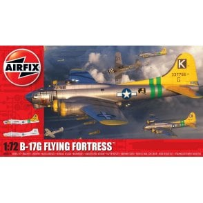 Airfix 1:72 Boeing B17G Flying Fortress Aircraft Model Kit