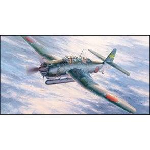 Hasegawa 1:48 Aichi B7A-2 Ryusei Kai (GRACE) Attack Bomber Aircraft Model Kit