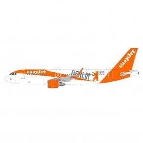 InFlight 200 Airbus A320-200 EASYJET EUROPE Reg - OE-IZQ - 1:200 Scale