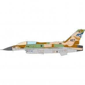 JC Wings 1:72 F-16I Sufa Israeli Air Force, 253 Sqn. The Negev Sqn. Iniohos 2015