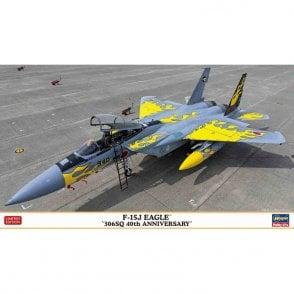 Hasegawa 1:72 F-15J Eagle - 306Sq 40th Anniversary Aircraft Model Kit