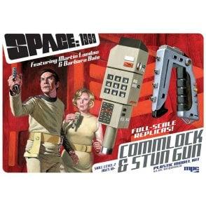 MPC 1:1 Space: 1999 Stun Gun & Commlock Model Kit