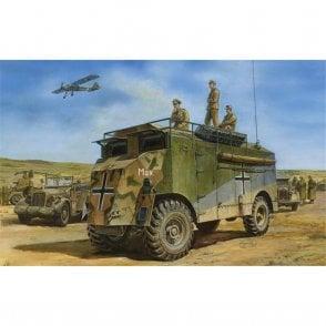 AFV Club 1:35 Rommel's Mammoth DAK AEC Military Model Kit