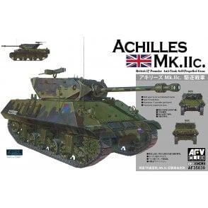 AFV Club 1:35 British ACHILLES MK.IIc Tank Destroyer Military Model Kit