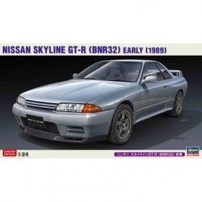 Hasegawa 1:24 Nissan Skyline GT-R (BNR32) Early Car Model Kit