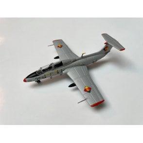 "Modelyletadel 1:72 L-29 Delfín No. 359, East German Air Force, Pilot Training Wing 25 ""Leander Ratz"", Bautzen AB, Germany, 1966"