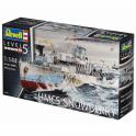 Revell 1:144 Flower Class Corvette HMCS Snowberry Model Ship Kit