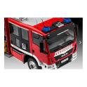 Revell 1:24 MAN / Schlingmann HLF 20 VARUS 4x4 Model Truck Kit