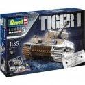 Revell 1:35 Gift Set Tiger I Ausf.E 75th Anniversary Model Military Kit