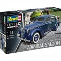 Revell 1:24 Luxury Class Car Admiral Saloon Car Model Kit