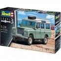 Revell 1:24 Land Rover Series III Car Model Kit