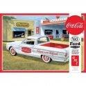 AMT 1:25 1960 Ford Ranchero w/Coke Chest Model Kit