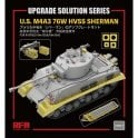 Rye Field Model 1:35 Upgrade Etch Parts Set for Sherman tanks RM5028 & RM5042 Military Model Kit