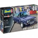 Revell 1:24 VW Golf GTI ' Builders Choice ' Car Model Kit