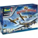 Revell 1:72 Battle of Britain Gift Set 80th Anniversary Aircraft Model Kit