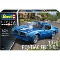 Revell 1:24 1970 Pontiac Firebird Car Model Kit