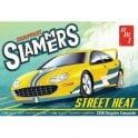 AMT 1:25 Street Heat 1998 Chrysler Concorde - Slammers SNAP Car Model Kit