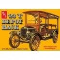 AMT 1:25 1923 Ford T Depot Hack Car Model Kit