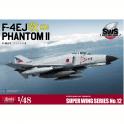 Zoukeimura 1:48 Super Wing Series F4 Phantom II F-4EJ Kai Japanese Air Force Aviation Kit