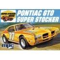 MPC 1:25 1970 Pontiac GTO Super Stocker Model Kit