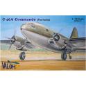 Valom 1:72 Curtiss C-46A Cvommando (The Hump) Aircraft Model Kit