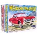MPC 1:25 1967 Pontiac GTO Weekend Warrior Model Kit