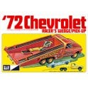 MPC 1:25 1972 Chevy Racer's Wedge Pick-Up Model Kit