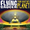 Polar Lights Damaged box 1:144 Flying Saucer from Another Planet Model Kit