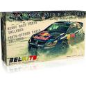 Belkits 1:24 VW Polo R WRC Winner Rallye Monte Carlo 2015 Car Model Kit